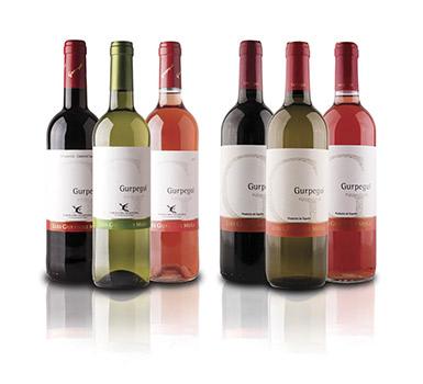 Gurpegui - DO Ribera del Gualdiana y Vino de España