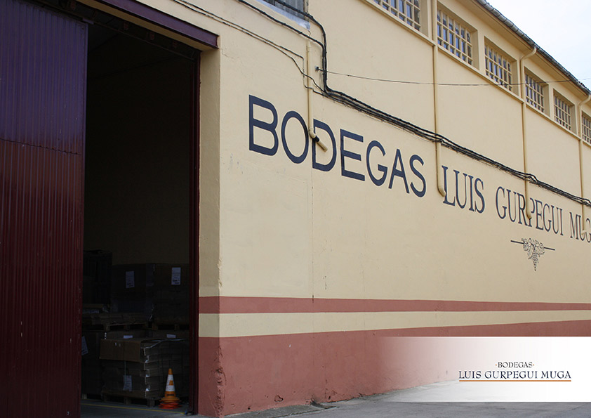 Bodegas Luis Gurpegui Muga