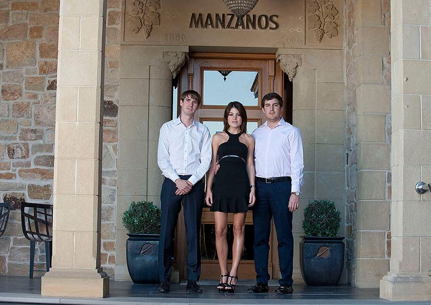 Familia Manzanos