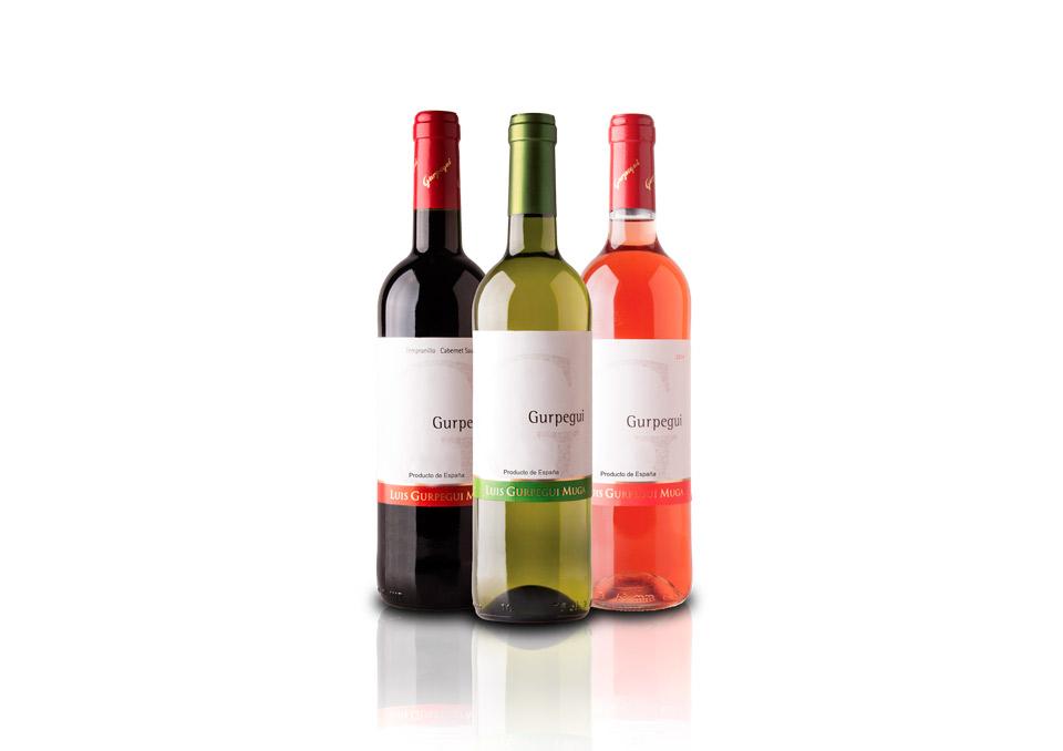 Familia - Gurpegui Vino de España