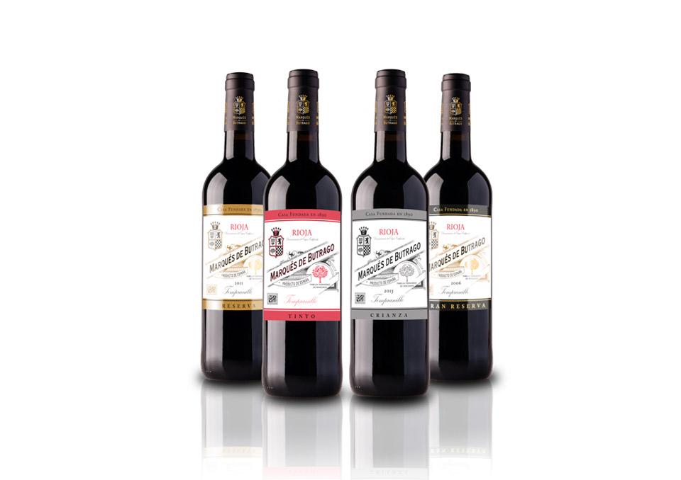 Familia - Marqués de Butrago DOCa Rioja