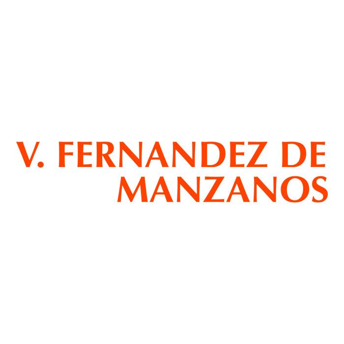 Logotipo - V. Fernandez de Manzanos