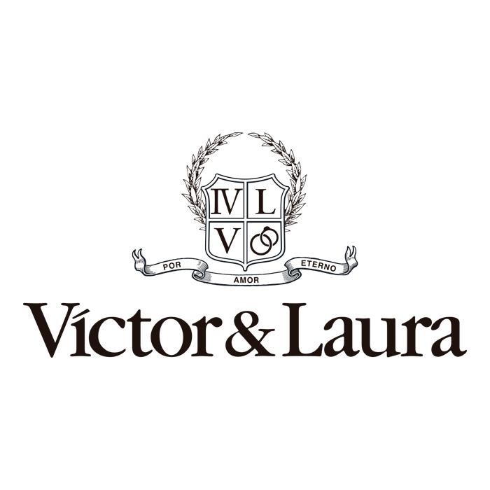 Logotipo - Víctor & Laura