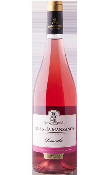 Dinastia Manzanos - Rosado Appellation Navarra