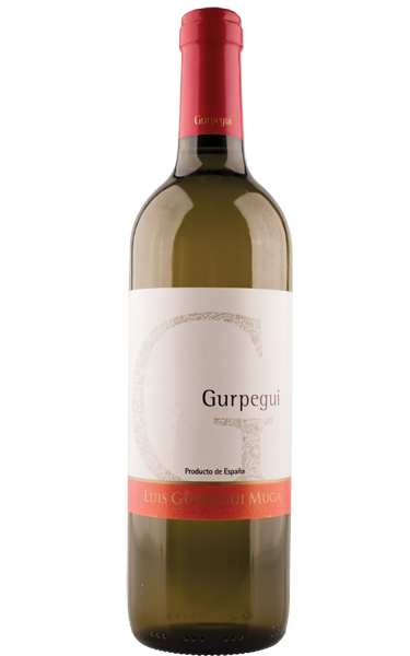 Gurpegui - Blanco - Wine from Spain