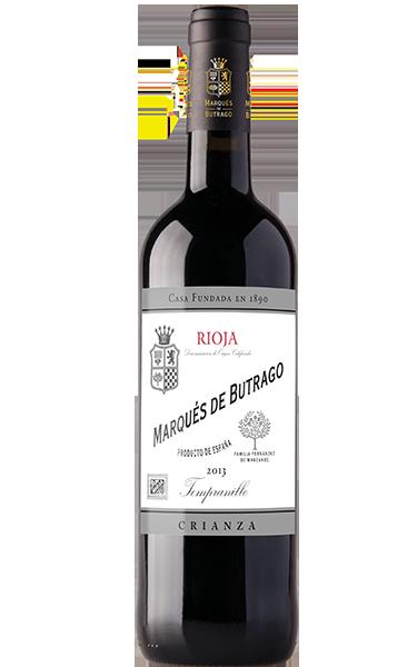 Marqués de Butrago - Crianza DOCa Rioja