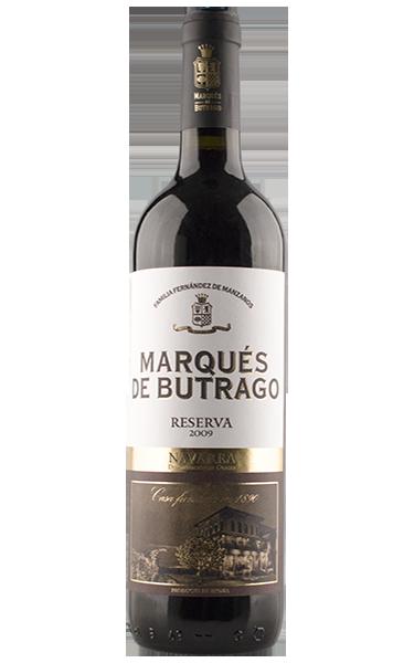 Marqués de Butrago - Reserva DO Navarra