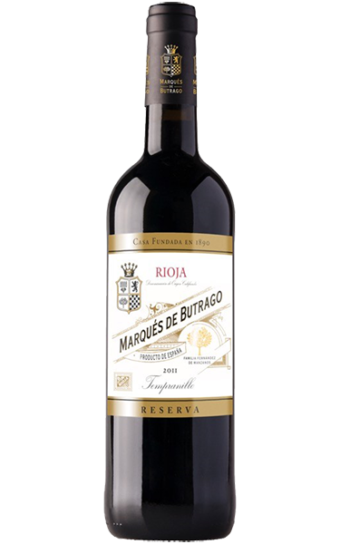 Marqués de Butrago - Reserva DOCa Rioja