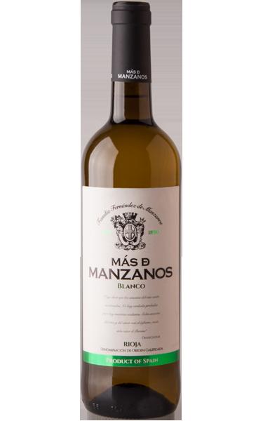 Más de Manzanos - Blanco