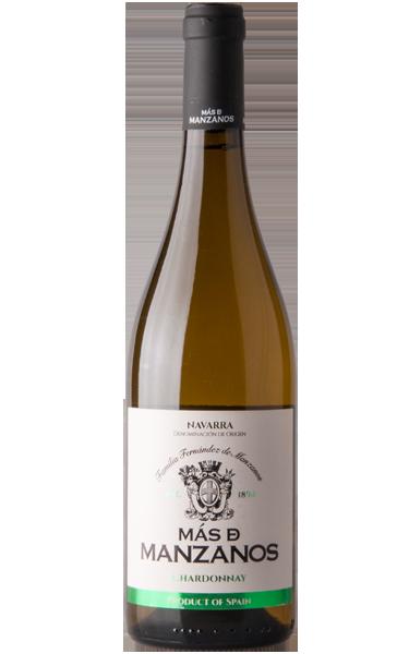 Más de Manzanos - Chardonnay
