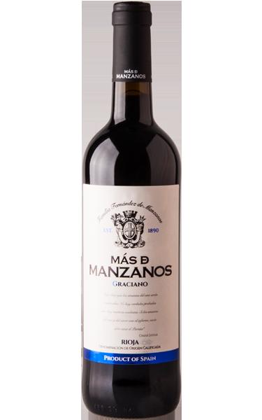 Más de Manzanos - Graciano