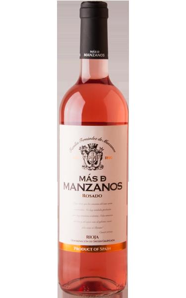 Más de Manzanos - Rosado Appellation Rioja
