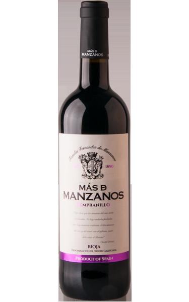 Más de Manzanos - Tempranillo