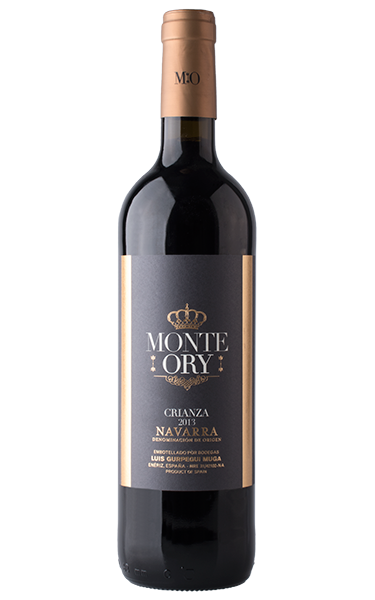 Monte Ory - Crianza