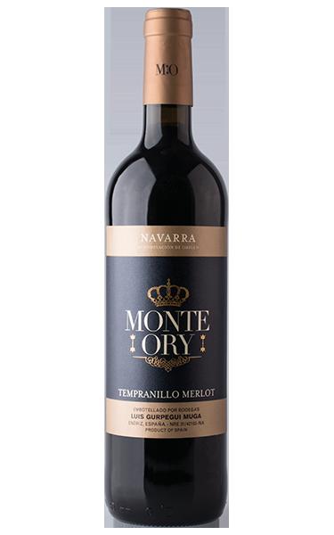 Monte Ory - Tempranillo Merlot