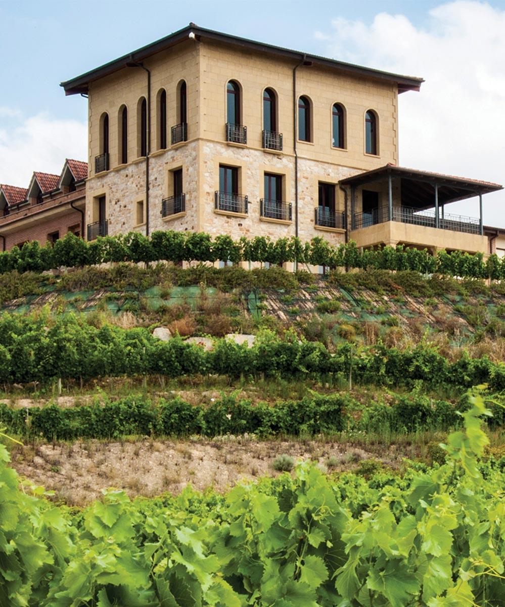 Wine Tourism - Bodegas Manzanos