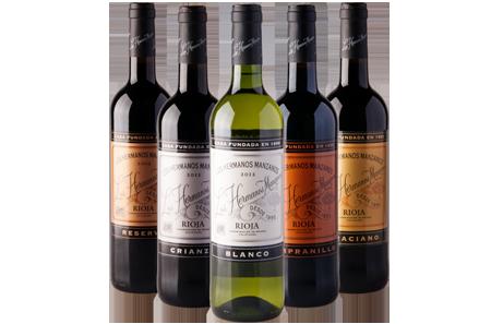Los Hermanos Manzanos - DOCa Rioja