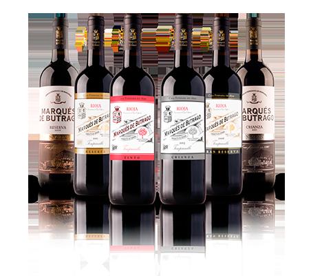 Marqués de Butrago - DOCa Rioja & DO Navarra