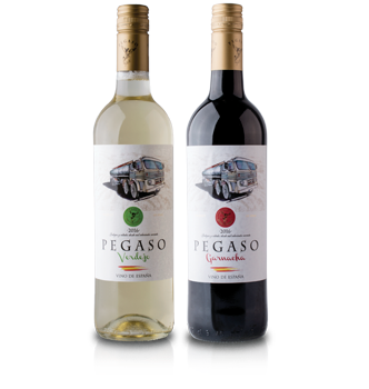 Pegaso - Wines from Spain