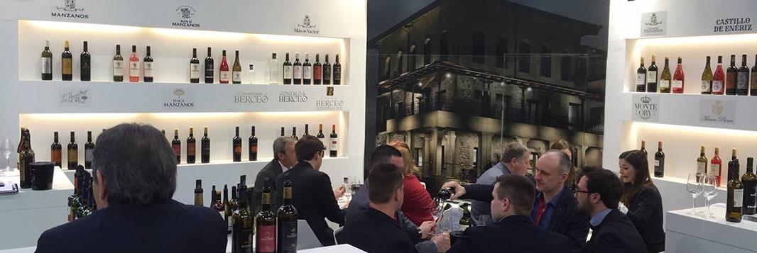 ProWein 2017 - Manzanos Wines