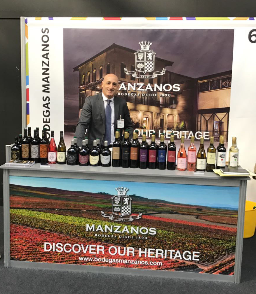 Wines from Spain 2017 - Manzanos Wines
