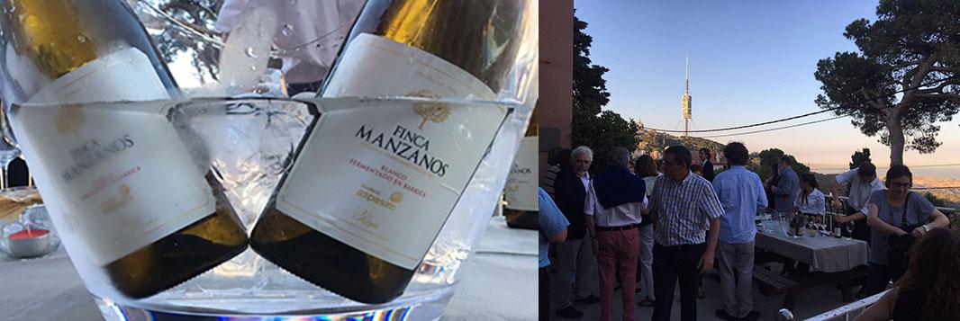 Evento ASPASIM y Manzanos Wines: presentación de una colaboración de 'etiqueta'