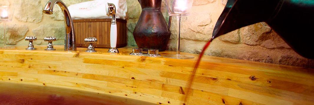 Vinoterapia: los beneficios del vino no solo van en copa