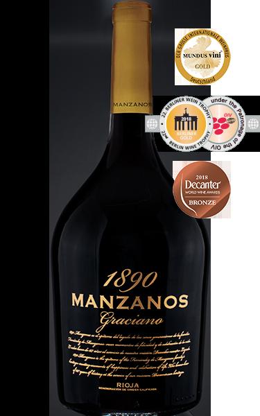 1890 Manzanos - Graciano
