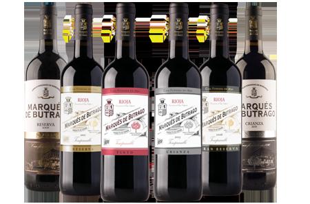 Marqués de Butrago - DOCa Rioja y DO Navarra