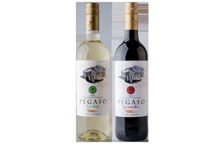 Pegaso - Vinos de España