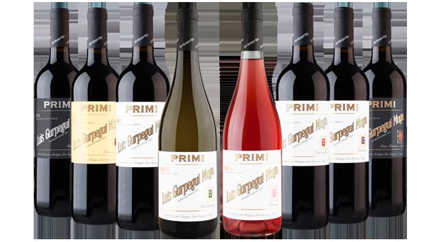 Primi Luis Gurpegui Muga - DOCa Rioja y DO Navarra