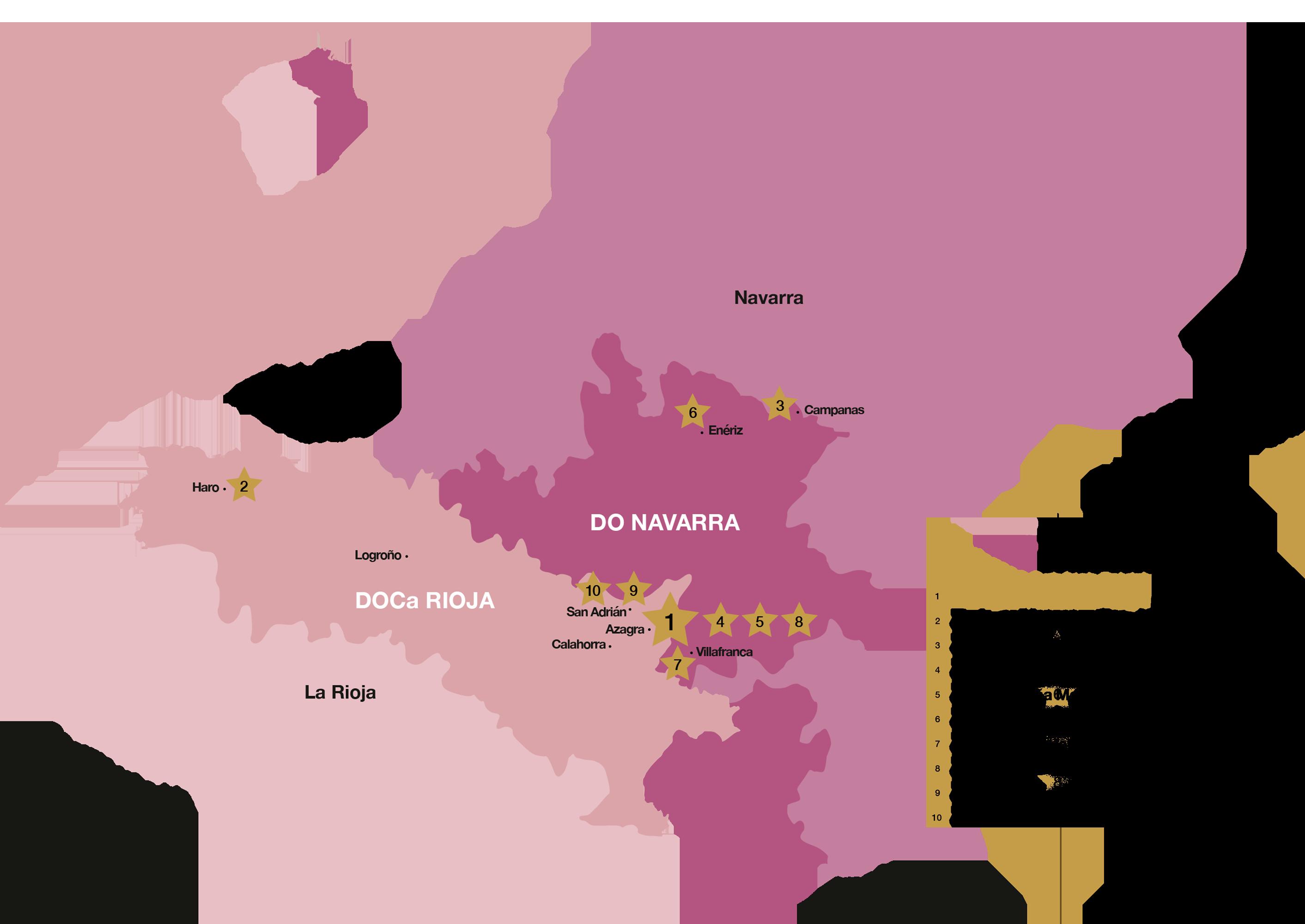 Bodegas - Manzanos Wines