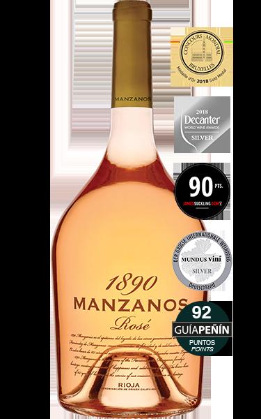 1890 Manzanos - Rosé