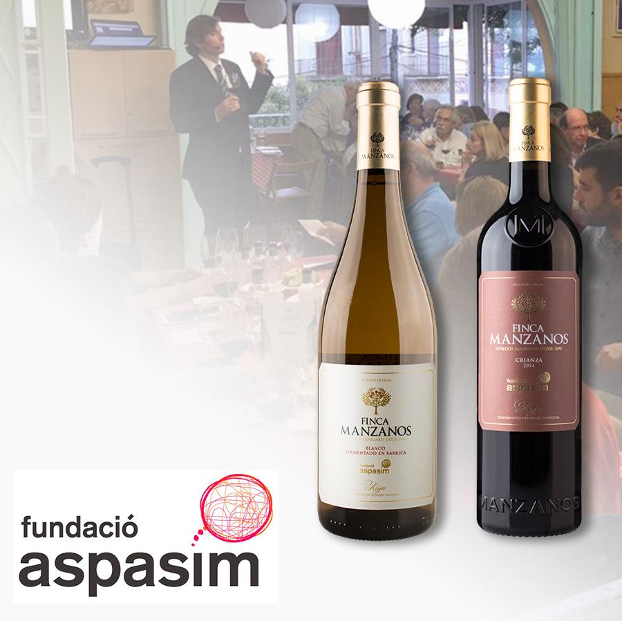 Finca Manzanos y fundación Aspasim